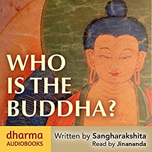 Who Is the Buddha? Audiobook