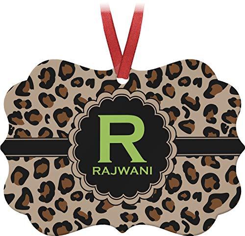 (YouCustomizeIt Granite Leopard Ornament (Personalized))