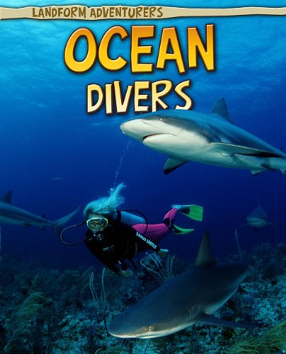 Read Online Ocean Divers (Landform Adventurers) pdf epub