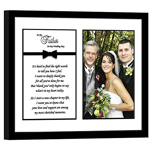 Father Wedding Thank You From Daughter or Son - Sweet Poe...