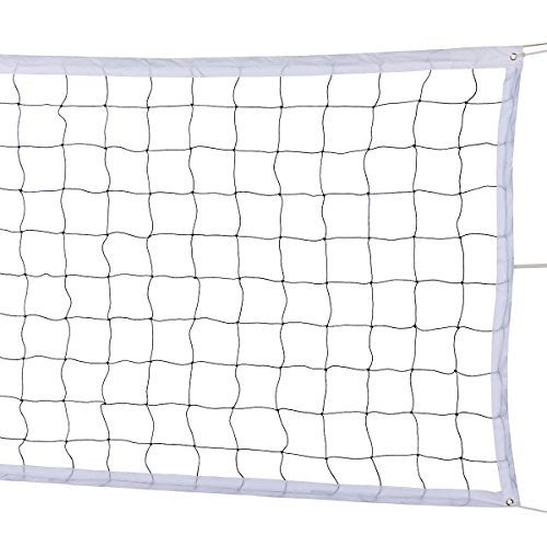 YLOVAN Volleyball Net for Pool Beach Park Backyard Outdoor or Indoor Sports Portable Volleyball Replacement Net(32 FT x 3 FT) Poles Not Included by YLOVAN