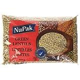 Nupak Green Lentils Eston, 900Gm