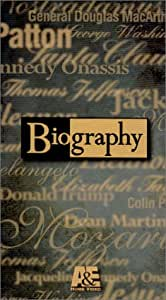 Biography - Walter Cronkite: Eyewitness to History [VHS]