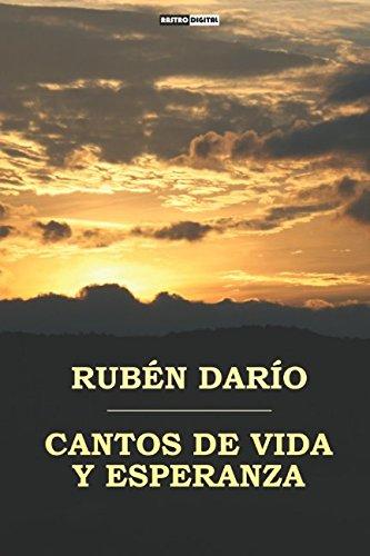 Cantos de vida y esperanza (Spanish Edition) [Ruben Dario] (Tapa Blanda)