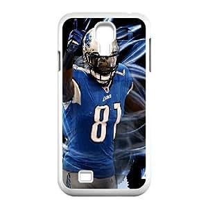 Casos para Samsung Galaxy S4, Calvin Johnson carcasa para Samsung Galaxy S4, Kaktana blanco
