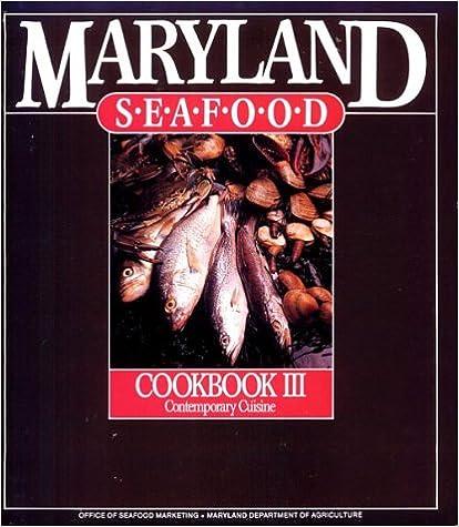 Audio libro gratis descargar mp3 Maryland Seafood Cookbook (Volume 3) in Spanish PDF CHM ePub