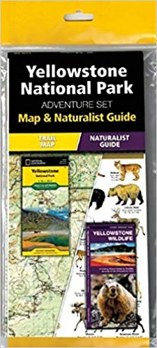 Yellowstone National Park Adventure Set by Waterford Press (2015-04-14)
