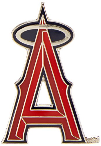 Baseball Angel Pin - MLB Los Angeles Angels Logo Pin