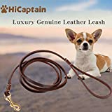 HiCaptain 0.23 inch x 5 feet Thin Leather Pet