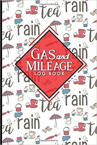 amazon com gas mileage log book mileage booklet mileage logbook