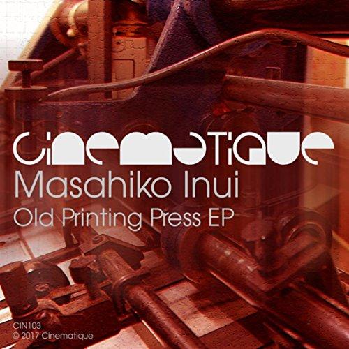 Old Printing Press EP