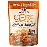 Wellness Core Simply Shreds Grain Free Wet Cat Foo...