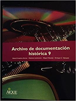 Archivo de documentacion historica 9