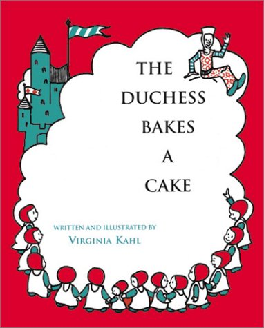 The Duchess Bakes a Cake -