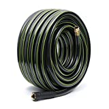 Homes Garden 5/8 in. x 100 ft Water Hose - Durable Non Kinking