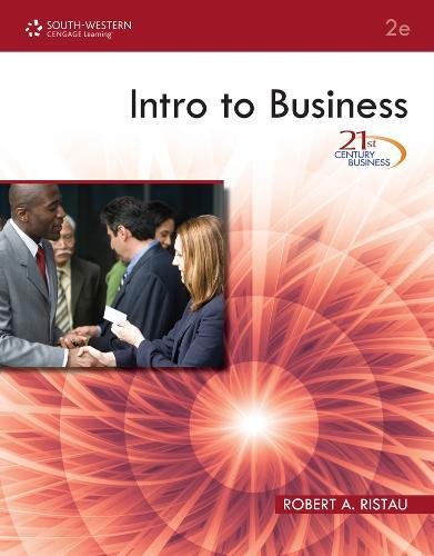 21st Century Business: Intro to Business (Introduction to Business)