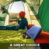 RikkiTikki Inflatable Camping Pillow - Hiking