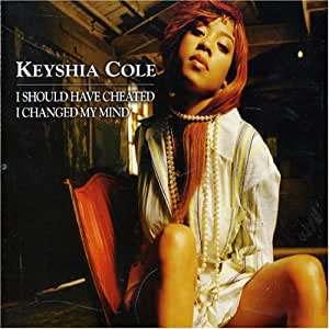 Keyshia Cole feat. Amina - Shoulda Let You Go Lyrics