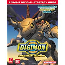 Digimon World: Prima's Official Strategy Guide