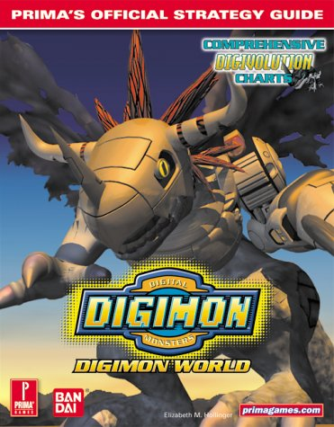 Digimon World: Prima's Official Strategy Guide (Digimon Puzzle)