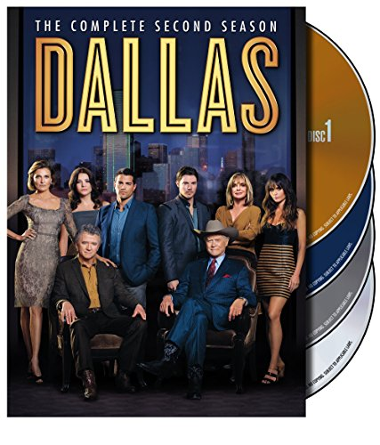 DVD : Dallas: The Complete Second Season (Boxed Set, Dolby, AC-3, , 4 Disc)
