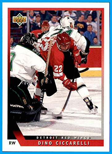 1993-94 Upper Deck #136 Dino Ciccarelli DETROIT RED WINGS