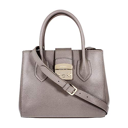 Furla Women's Metropolis Small Tote, Sabbia, One Size for sale  Delivered anywhere in USA