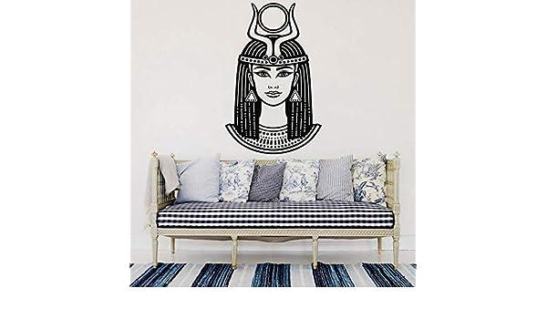 Emperatriz Nefertiti Cleopatra Tatuajes de Pared Reina Egipcia ...