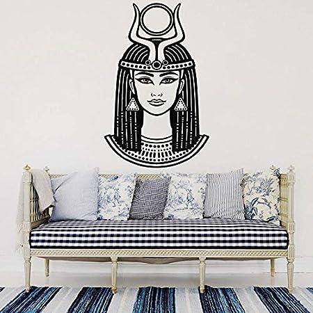 zzlfn3lv Emperatriz Nefertiti Cleopatra Tatuajes de Pared Reina ...