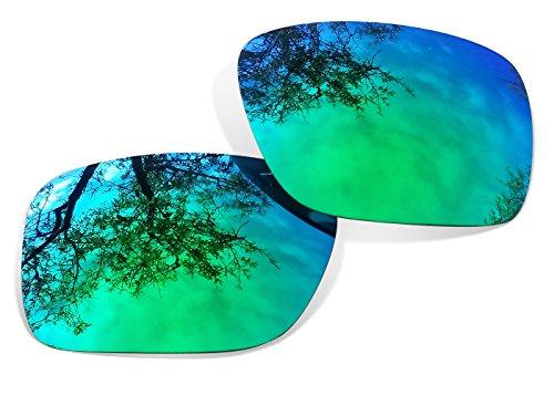 Polarizadas Recambio Green para Oakley Sapphire Lentes Restorer Deviation de Sunglasses WEqICw