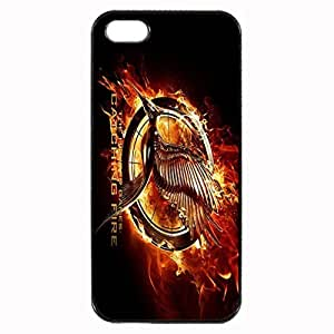 the hunger games catching fire Unique Custom Image Case ipod touch 4 touch 4 case , ipod touch 4 touch 4 case, Diy Durable Hard Case Cover for ipod touch 4 touch 4 , High Quality Plastic Case By Argelis-sky, Black Case New