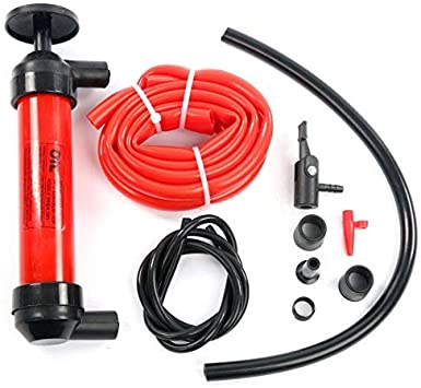 Business & Industrial Universal 8mm Siphon Hand Pump Portable ...