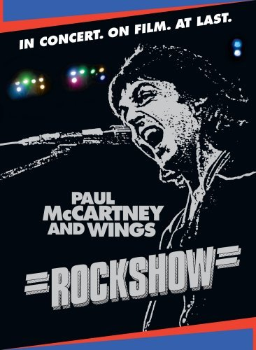 Price comparison product image Paul McCartney And Wings: Rockshow (1976)