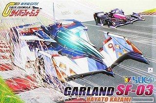 1/24 Cyber Formula No.15 Sugo Garland SF-03 Hayato Kazami (japan import)