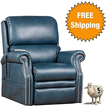 Serta Perfect Lift Chair This Plush Comfort Recliner includes Gel-Infused Foam and Ergonomic  sc 1 st  Amazon.com & Amazon.com: Serta Perfect Lift Chair; This Wall Hugger Recliner ... islam-shia.org