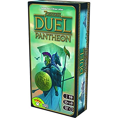7 Wonders Duel: Pantheon Expansion: Toys & Games