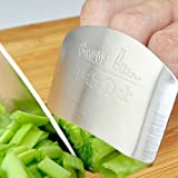 Good Cool Convenient Style Kitchen Tool Finger Guard Finger Protector Avoid Hurting When Slicing and Dicing