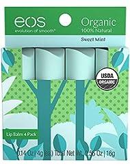eos Natural & Organic Stick Lip Balm   Sweet Mint  ...