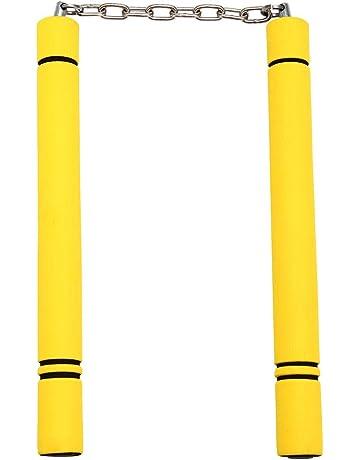 46d06d68812 Martial Arts Foam Nunchaku Nunchucks Sponge Stick Bruce Lee Training Safety
