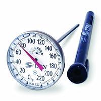 CDN IRXL220 Termómetro de cocción de dial grande