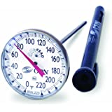 CDN IRXL220 ProAccurate Insta-Read Large Dial Cooking Thermometer-NSF Certified