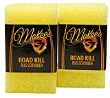 McKee's 37 MK37-950 Road Kill Bug Scrubber (2 Pack Best Bug Sponge)