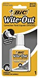 BIC Wite-Out Brand Quick Dry Correction Fluid, 20
