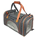 Luxury Airline Approved Pet Carrier. Dog Carrier...