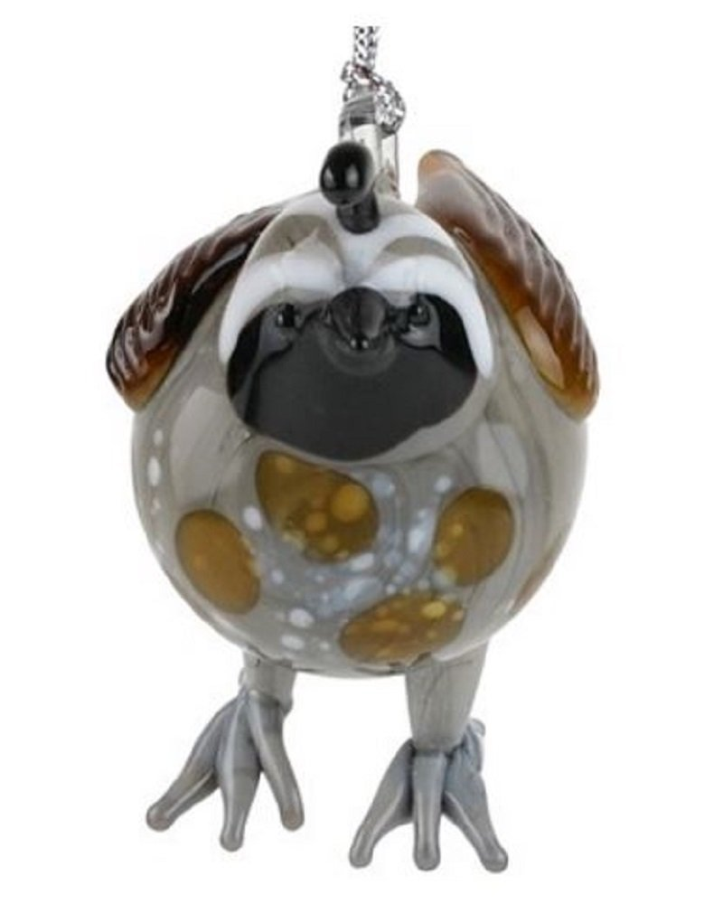 Dynasty Gallery Glassdelights Quail Bird Glass Christmas Tree Ornament Decoration Animal New by Dynasty Gallery (Image #2)