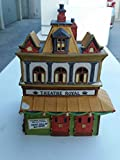 "Department 56 ""Theatre Royal"" Retired Dickens Village Series"