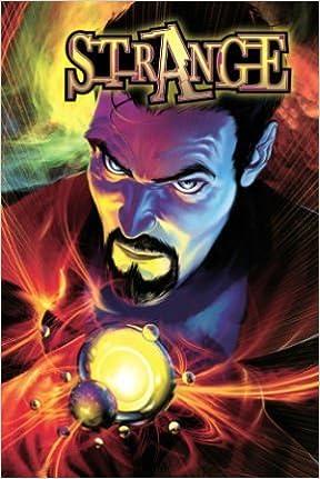 Doctor Strange: Beginnings and Endings (New Avengers): J