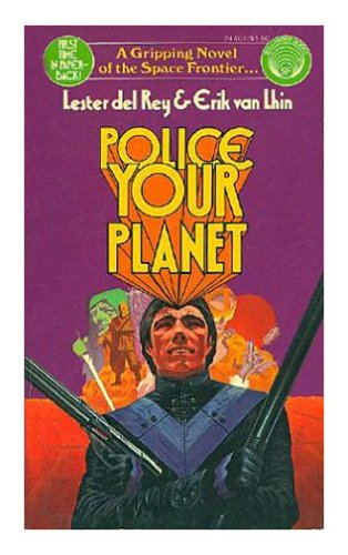 book cover of Police Your Planet