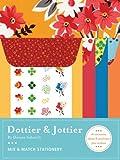 img - for Dottier & Jottier: Mix & Match Stationery book / textbook / text book