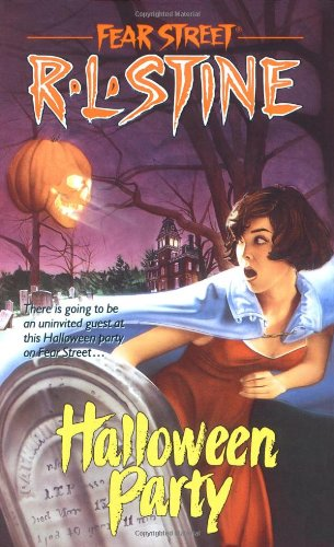 Halloween Party (Fear Street, No. 8) -